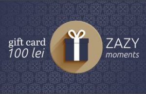 Zazy Beauty Studio Gift Card 100 Cosmetică-Manichiură-Pedichiură-remodelare corporală.