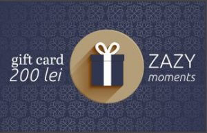 Zazy Beauty Studio gift card 200