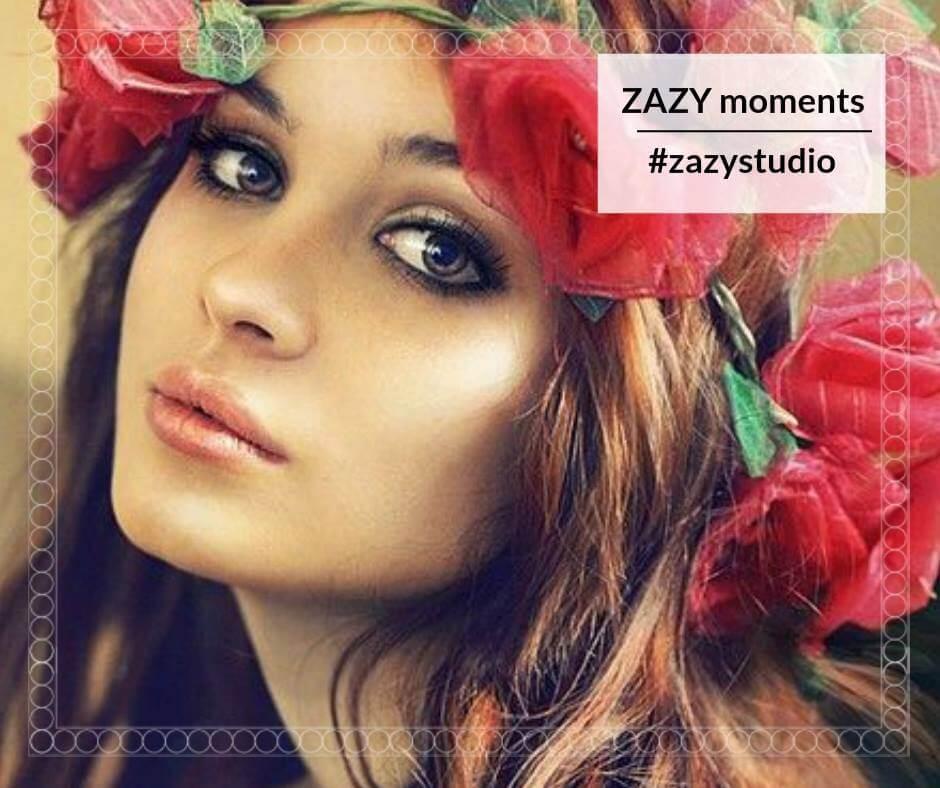 Zazy beauty Studio machiaj makeup impachetări tunel ir